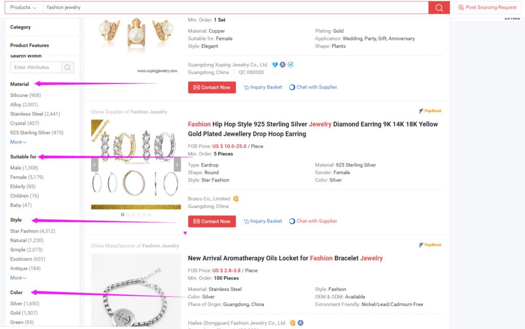 Top 10 China Wholesale Fashion Jewelry Manufacturers(2020